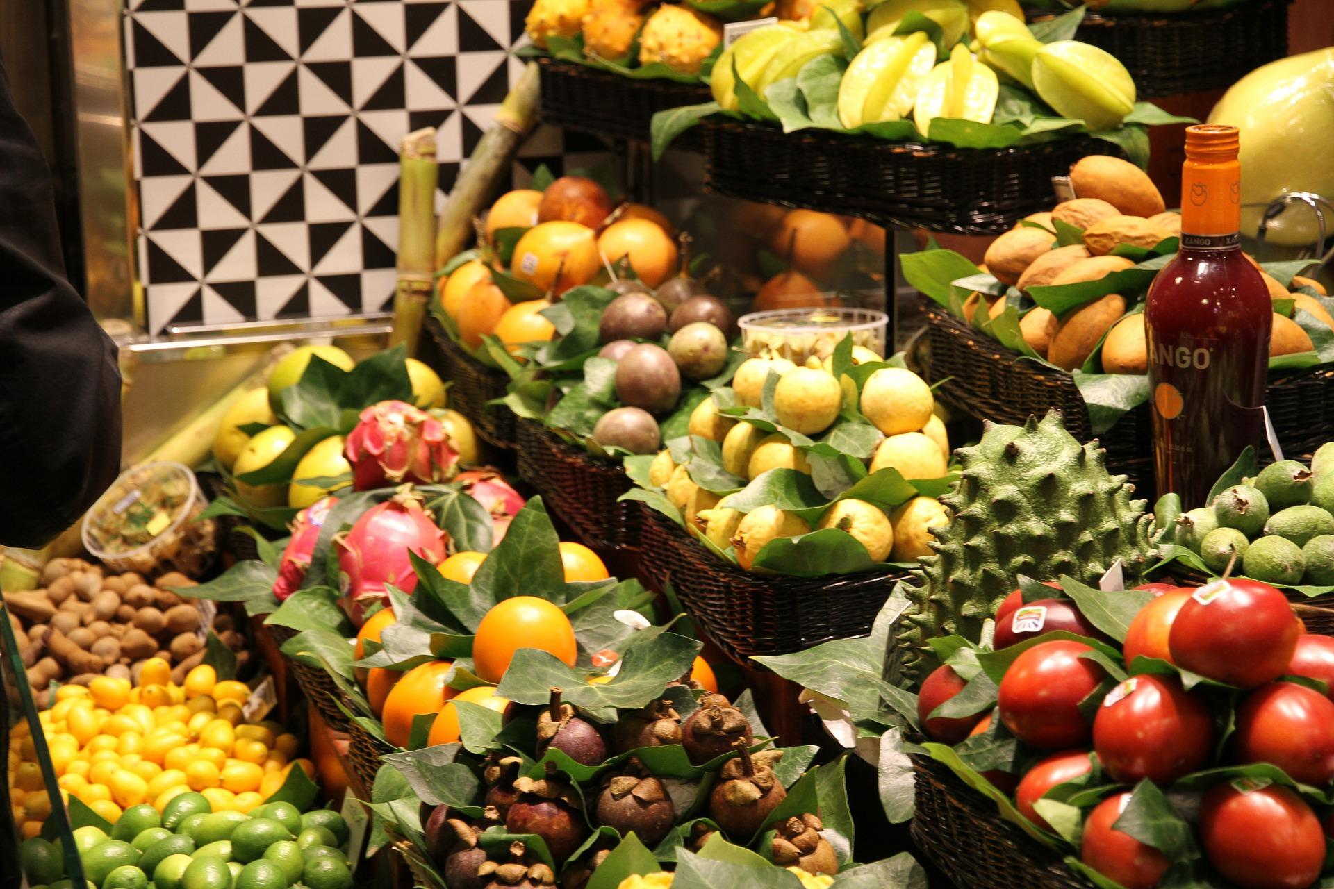 Más consumo de fruta y verdura ¡por favor!