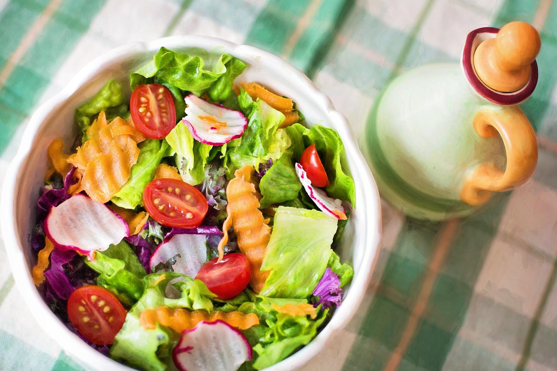 Incrementa tu salud y bienestar consumiendo más frutas y hortalizas.