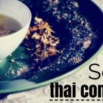SOPA THAI CON LECHE DE COCO