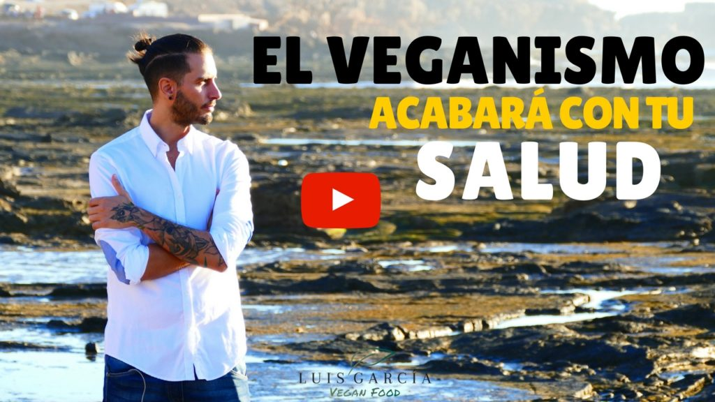 Video youtube: El veganismo acabará con tu salud