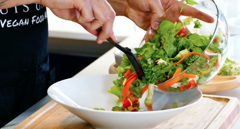 Cocina vegana para principiantes luis garcia vegan food - Cocina para principiantes ...