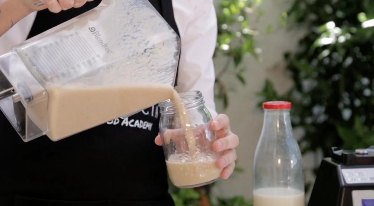 receta crudivegana liquida